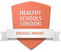 Healthy Schools London Bronze Award